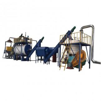 Оборудование для переработки боенских отходов, рыбных отходов, костей, крови в корму