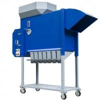Зерноочистительная машина, аэродинамический сепаратор зерна АСМ-5 безрешетный
