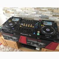 Yamaha Tyros 5, Pioneer DJ CDJ 2000, Korg PA4X