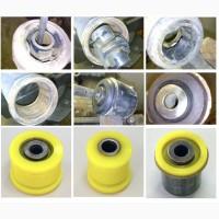 Оборудование для производства полиуретановых сайлентблоков