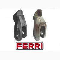 Резцы для мульчеров FERRI