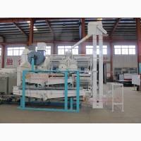 Оборудование для шелушения и сепарации льняной семечки TFYMZ-200