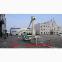 Оборудование для очистки, калибрования, шелушения и сепарации гречихи TFQM-300