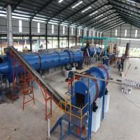Оборудование переработки навоза, помета, пищевых отходов в органические удобрения